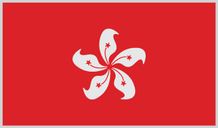 Bendera Hong Kong