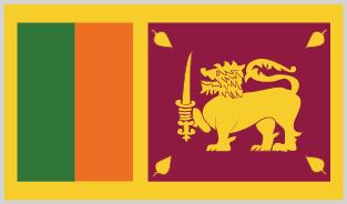 Bendera Sri Lanka